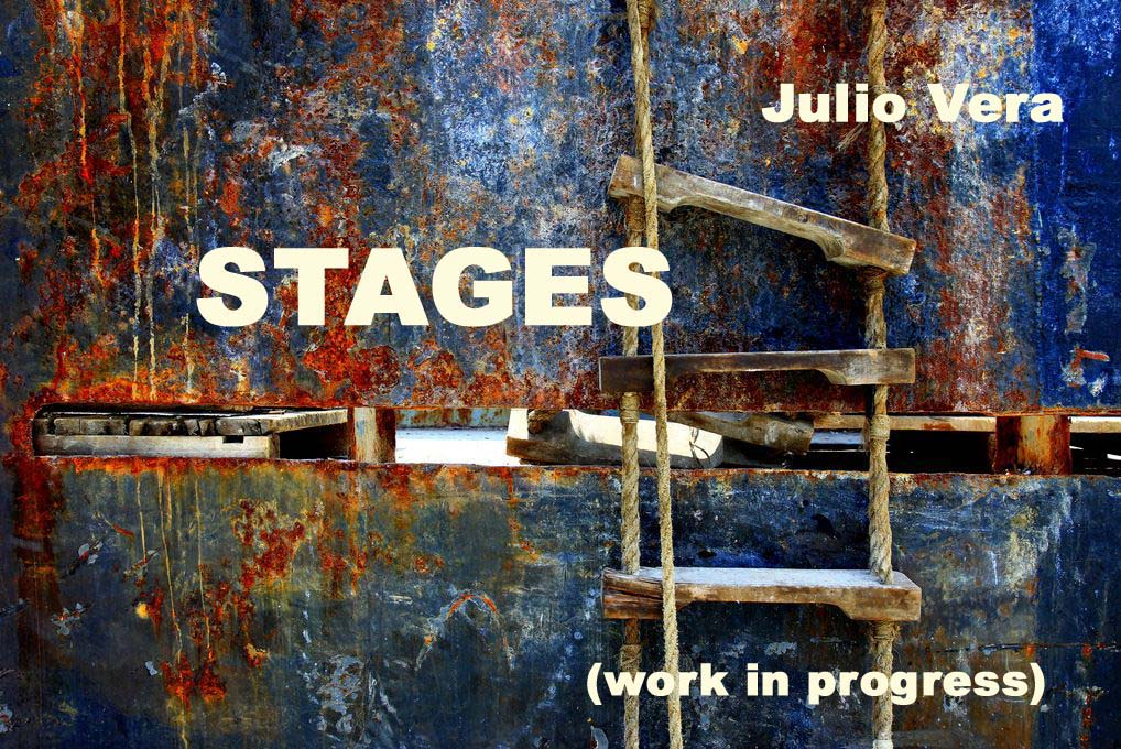 STAGES (work in progress) background image by Arjun Purkayastha with Julio Vera name